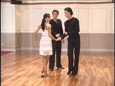 Танцевальный Тренинг Донни Бернс.(Джайв) - YouTube
