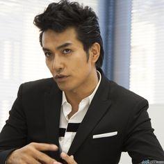 Chiba, Face Hair, Dandy, Suit Jacket, Japanese, Actors, Celebrities, Hair Styles, Beast