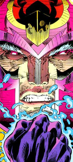Magneto by Jim Lee   HW