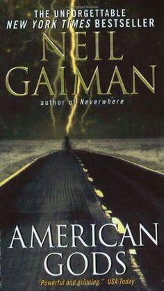 Neil Gaiman- American Gods