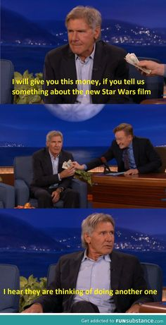 Something about Star Wars