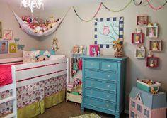 Corey Moortgat- Collage Artist: Avery's Big(ger) Girl Room