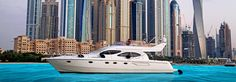 55 FT Yacht -yacht has a skillfully designed interior compacted in a sitting and dining area. http://malayachts.ae/55-feet-yacht/