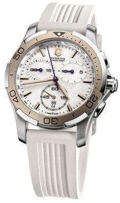My summer watch! Victorinox Alliance Sport Chrono Lady watch