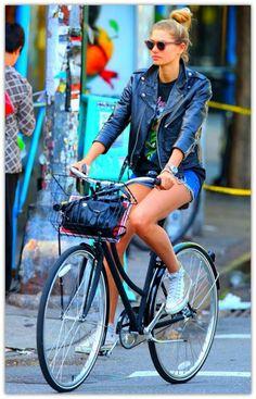 beauty gallery - miejski rower