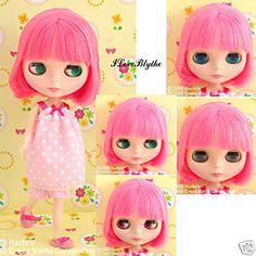 CWC Limited Edition TAKARA Blythe Prima Dolly PEONY