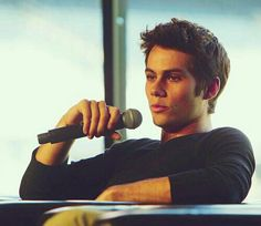 Dylan O'Brien  --- Love this picture of him!!!