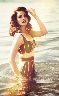 Wedding Makeup | Lana Del Rey