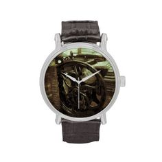 letterpress view men's vintage strap watch, also available in women styles, #watch, #letterpress, #vintage, #printing