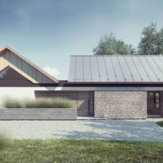 The Studio The Studio may refer to Space Architecture, Residential Architecture, Contemporary Architecture, Modern Farmhouse Exterior, House Goals, Modern House Design, Bungalow, Exterior Design, Building A House