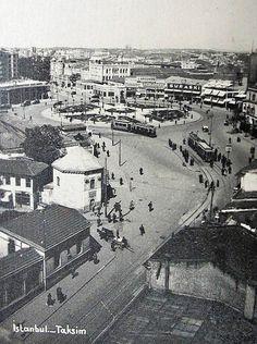 Eski İstanbul'dan 30 nostaljik fotoğraf - MİLLİYET
