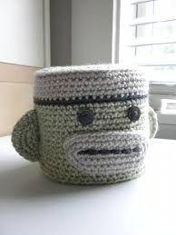 Hasil gambar untuk free crochet toilet roll cover pattern free