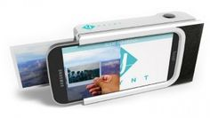 Check out Prynt: the instant Polaroid-printing phone case
