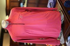 Men's Greg Norman $57.00 color Cinnabar