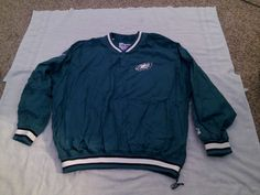 Put eBay down. Pro Line Starter Philadelphia Eagles XL Pullover | eBay