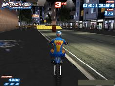 Well, are you caught by the motocross fever or did you happen to search for a quality and addicting game from the genre of motocross games?