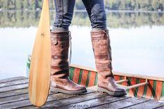 Dubarry = best. boots. ever.