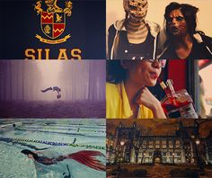 Silas University Aesthetic Pt. 1