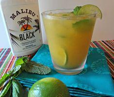 Cocktail O'Clock: Mango Coconut Mojito