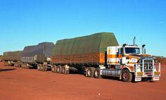 Kenworth Trucks, Mack Trucks, Big Rig Trucks, Peterbilt, Cool Trucks, Pickup Trucks, Train Truck, Road Train, Old Bangers