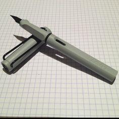 Lamy Safari Grey Limited Edition Fountain Pen