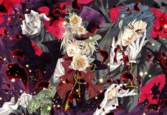 Alois, Claude | Kuroshitsuji/Black Butler