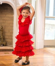 Little Flamenco Danc