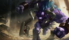 Alistar | League of Legends