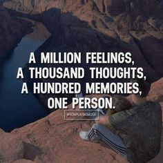 A million feelings, a thousand thoughts, a hundred memories, one person. Like and comment if you feel like this! ➡️ @scienceofwaves pour plus!