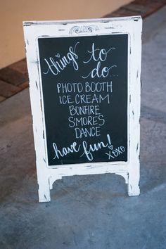 Florida Rustic Glam Wedding via TheELD.com