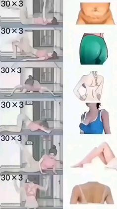 Full Body Workouts, Fitness Workouts, Body Weight Leg Workout, Slim Waist Workout, Gym Workout Tips, Butt Workout, Easy Workouts, Workout Videos, Weight Exercises