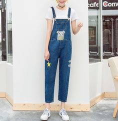 8567c35184b3 J8199  2017 Women Fashion Jeans Cute Pants Denim Jumpsuits Custom Overalls  For Women Stocks - Buy 2017 Women Fashion Jeans