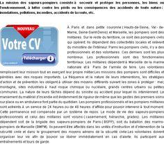 8 Lettre De Motivation Pompier Volontaire Exemple Lettre De Motivation Pompier Volontaire Modeles De Lettres