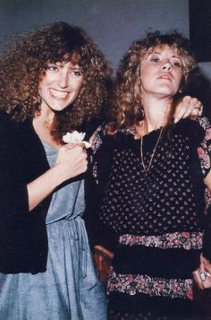 Stevie Nicks & Robin Anderson