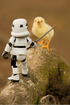 Toys Photography - Chapter 2 : Critical Situation
