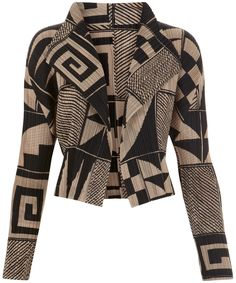Pleats Please Issey Miyake at http://www.liberty.co.uk TINHA QUE SER...