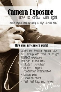 Digital Photography 1   digitalartteacher
