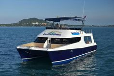 Calypso Diving - Bophut Ko Samui, Samui Thailand, Surat Thani, Koh Tao, Online Tickets, Catamaran, Diving, Trip Advisor, Boat