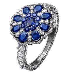 AVAKIAN sapphire and diamonds bracelet