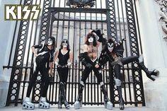 Kiss- At the Gates Poster