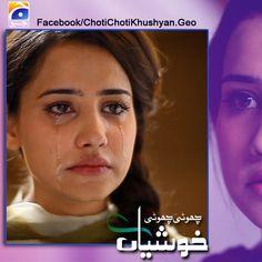 Choti Choti Khushyan - #ImranAslam, #SaniaShamshad #kanwarArslan, #Ramish   #HINASULTAN #UROOSAQURIESHI #VJ #GEO #ABPRODUCIONS #DRAMASONLINE #PAKISTANIDRAMAS #PAKISTANIACTORS www.abentertainment.tv  www.facebook.com/chotichotikhushyan.geo