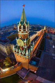 Спасская башня (airpano.ru)