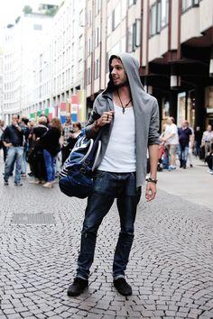 Fashion friday in Milan