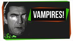 Vampires: The Science Behind the Myth Book Background, Vampires, Geography, Weird, Science, History, Videos, Youtube, Books
