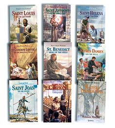 The vision book series