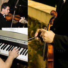 Para começar o final de semana inspirado... #musica #violino #lindo #piano #voucasar #universodasnoivas #sonho #musicosparacasamento