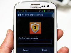 Samsung KNOX disponible para el uso del consumidor