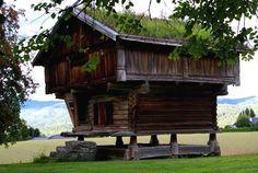 Stabbur in Norway <3