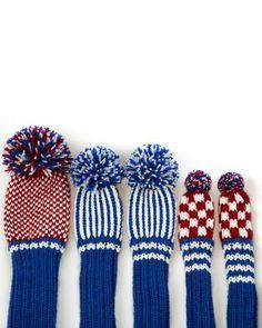 Mix n' Match 5 | Fore Ewe - Custom Knit Golf Headcovers