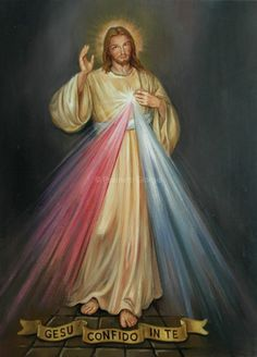 Schema per il punto croce: Divina Divine Mercy Novena, Mary And Jesus, Jesus On The Cross, Sacred Heart, Pastel Colors, Flower Power, Virgin Mary, Jesus Christ, Christianity
